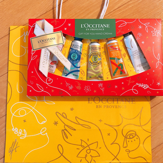 L'OCCITANE - ロクシタン GIFT FOR YOU ギフトセット 新品未使用