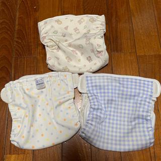 ニシキベビー(Nishiki Baby)のオムツカバー(布おむつ)