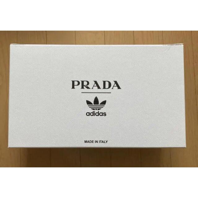 PRADA(プラダ)の23.5cm PRADA adidas アディダス プラダ silver レディースの靴/シューズ(スニーカー)の商品写真