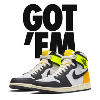 NIKE - NIKE AIR JORDAN 1 RETRO HIGH OG VOLT