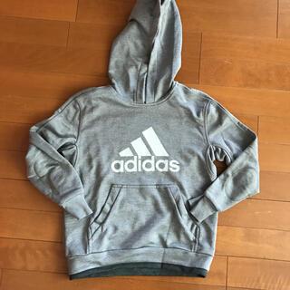 adidas - アディダス adidas キッズ パーカー
