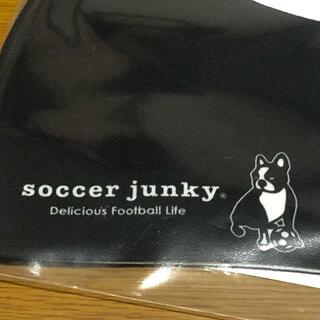 soccer junky☆ジュニアサイズ☆ブラック(サッカー)