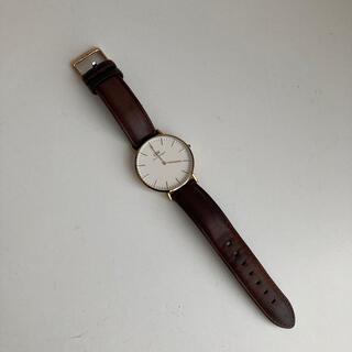 ダニエルウェリントン(Daniel Wellington)のDW腕時計(腕時計)