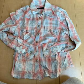 クロムハーツ(Chrome Hearts)のクロムハーツ レディースシャツ(Tシャツ(長袖/七分))
