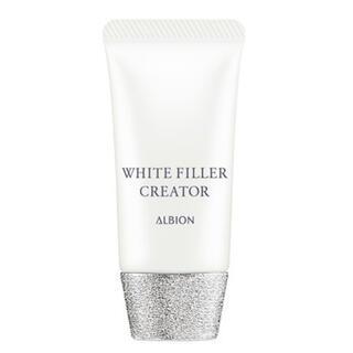 ALBION - アルビオン ホワイトフィラークリエイター 新品未開封
