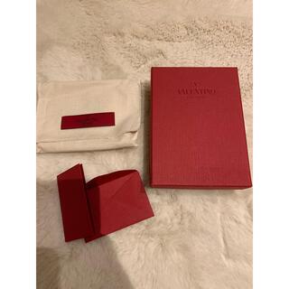 ヴァレンティノ(VALENTINO)のヴァレンティノ 箱(財布)