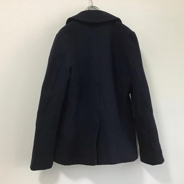 schott(ショット)のschott  ショット Pコート ピーコート ウール M カナダ製 NYC メンズのジャケット/アウター(ピーコート)の商品写真