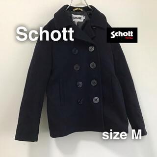 ショット(schott)のschott  ショット Pコート ピーコート ウール M カナダ製 NYC(ピーコート)