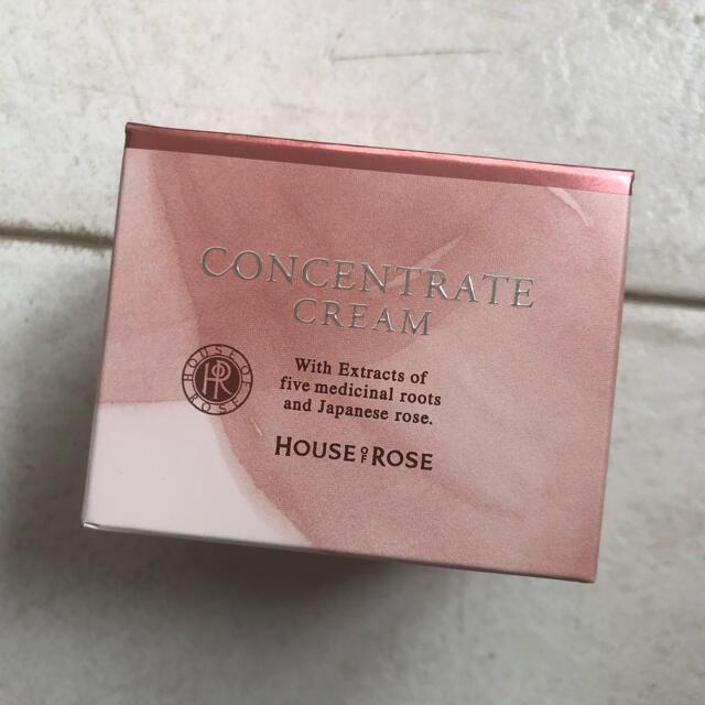 HOUSE OF ROSE(ハウスオブローゼ)の新品ね ハウスオブローゼコンセントレートクリーム コスメ/美容のスキンケア/基礎化粧品(フェイスクリーム)の商品写真