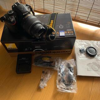 Nikon - Nikon D3200レンズキット+TAMRON ズームレンズ