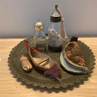 アッシュペーフランス(H.P.FRANCE)のモロッコ  アンティーク雑貨  小瓶 おまとめセット(置物)