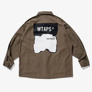 W)taps - WTAPS 19AW JUNGLE LS SHIRT ジャケット