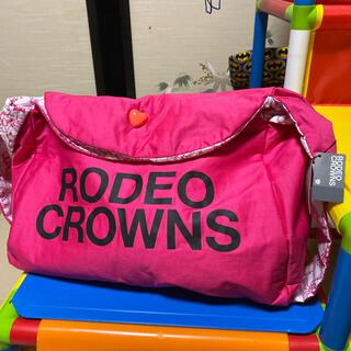 ロデオクラウンズ(RODEO CROWNS)の新品♡RODEO CROWNS♡リバーシブルトートバッグ(トートバッグ)