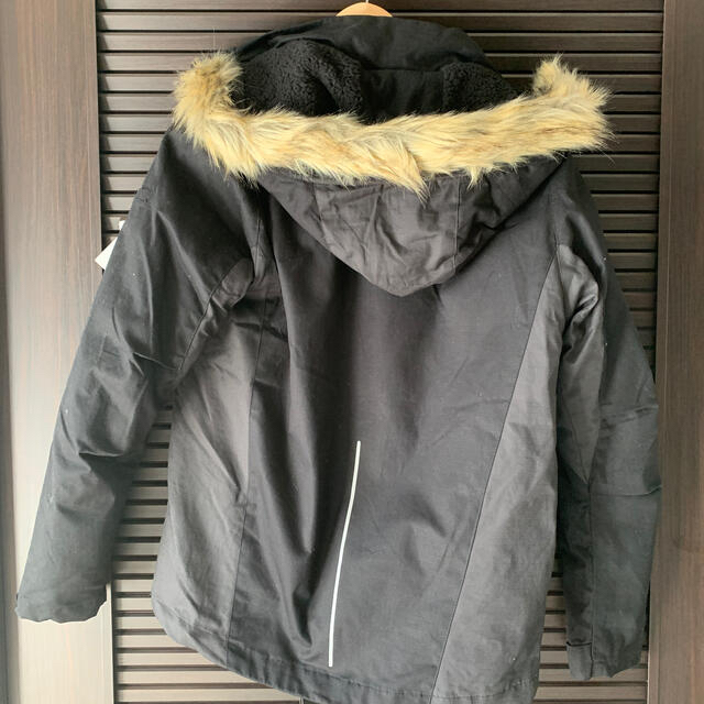 WALKMAN(ウォークマン)の【新品】ワークマン 2020モデル 綿リップ防風防寒2WAYジャケット Sサイズ メンズのジャケット/アウター(マウンテンパーカー)の商品写真