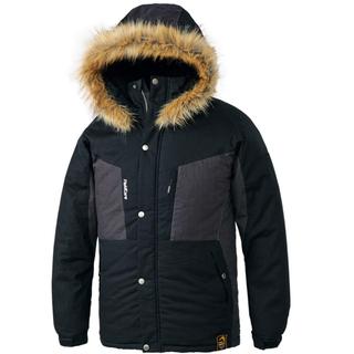 ウォークマン(WALKMAN)の【新品】ワークマン 2020モデル 綿リップ防風防寒2WAYジャケット Sサイズ(マウンテンパーカー)