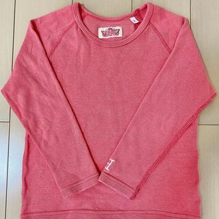 ハリウッドランチマーケット(HOLLYWOOD RANCH MARKET)の【ハリラン】ストレッチフライスTシャツ サイズ2(Tシャツ/カットソー)