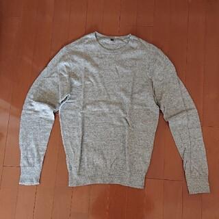 ムジルシリョウヒン(MUJI (無印良品))の無印良品 メンズセーター Mサイズ(ニット/セーター)