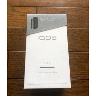 IQOS3 アイコス3 DUO グレー 未使用 未開封