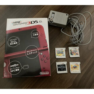 ニンテンドー3DS - new Nintendo 3DS  LL
