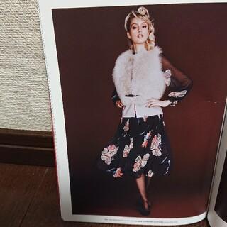 DOUBLE STANDARD CLOTHING - ダブルスタンダードクロージング🎵花柄シフォンワンピース🎵