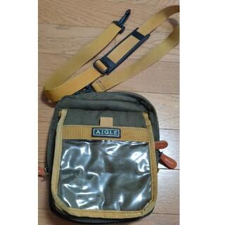 エーグル(AIGLE)のAIGLE 多機能バッグ ウエストバッグ ショルダーバッグ(ショルダーバッグ)