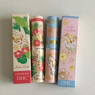 DHC - 【2本セット】DHC 薬用リップクリーム  ティンカーベル