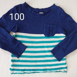 オールドネイビー(Old Navy)の★★オールドネイビー4A100cm 長袖カットソー(Tシャツ/カットソー)