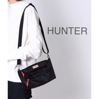 "HUNTER - HUNTER ""ショルダーバック"""
