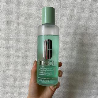 クリニーク(CLINIQUE)のぼんくら様専用クリニーク クラリファイングローション1.0 400ml(化粧水/ローション)