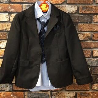 男の子スーツ七五三130サイズ入学式卒園式(ドレス/フォーマル)