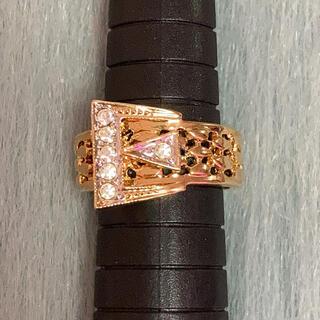 ロキエ(Lochie)のヴィンテージ ベルトデザインリング(リング(指輪))