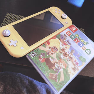 Nintendo Switch - Nintendo Switch Lite + あつまれどうぶつの森