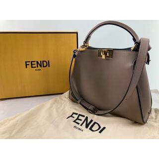 FENDI - フェンディ ハンドバッグ ショルダー 2way ピーカブー エッセンシャリー