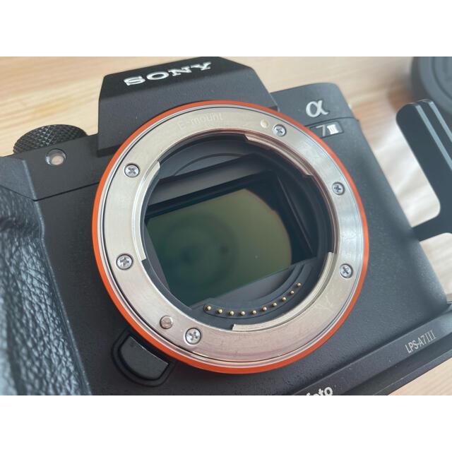 SONY(ソニー)のSONY ILCE−7M3 ILCE-7M3 値下げ対応可能 スマホ/家電/カメラのカメラ(ミラーレス一眼)の商品写真