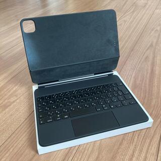 アップル(Apple)のApple magic keyboard 11-inch マジックキーボード(iPadケース)