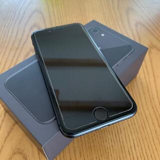 NTTdocomo - docomo iPhone8 スペースグレー 極美品