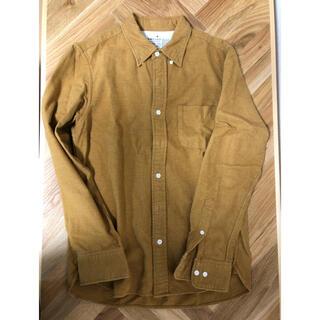 ムジルシリョウヒン(MUJI (無印良品))の無印良品メルトンシャツ(シャツ)
