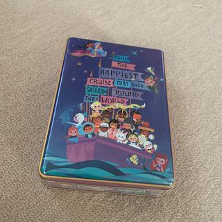 Disney - イッツアスモールワールド ディズニー缶