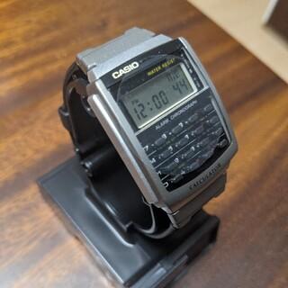 カシオ(CASIO)の【新品未使用】CASIO カリキュレーターデータバンク海外モデルCA56(腕時計(デジタル))