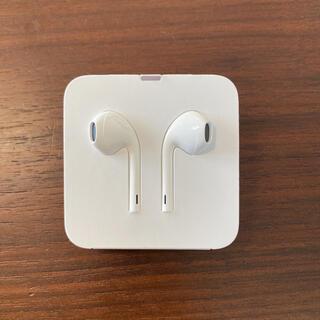 Apple - iPhone 純正イヤホン アップル