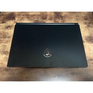 ゲーミングノートPC MSI GS65 Stealth RTX2070搭載