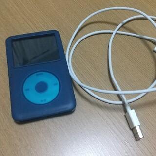 アップル(Apple)のiPod Classic アイポッド 第6世代交代 動作確認済(ポータブルプレーヤー)