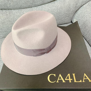 カシラ(CA4LA)のCA4LA ハット(ハット)