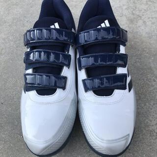アディダス(adidas)の野球 アディダス スパイク 26.5cm(シューズ)