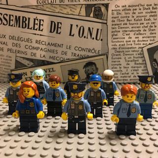 Lego - レゴ LEGO 警察10人