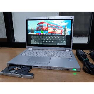 Panasonic - Panasonic CF-MX5 i5 6300U 256G 8G FHD