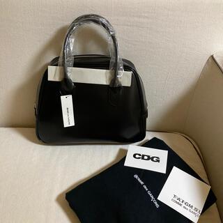 コムデギャルソン(COMME des GARCONS)の新品タグ付き コムデギャルソン 青山バッグ 台形バッグ(ハンドバッグ)