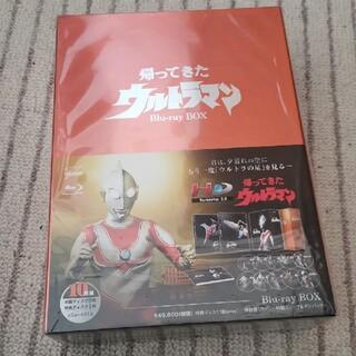 帰ってきたウルトラマン Blu-ray BOX Blu-ray