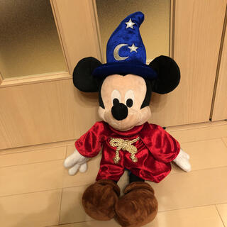 ディズニー(Disney)のワールドファミリー 連動 ミッキー(ぬいぐるみ/人形)