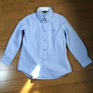 COMME CA ISM - kidsボタンダウンシャツ120(コムサイズム)